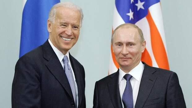 Байден прокомментировал устойчивость Путина к давлению США