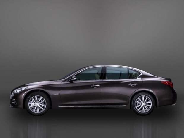 Nissan будет выпускать Infiniti с китайской Dongfeng