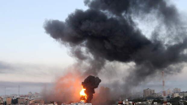 В Израиле сообщили о гибели военного при обстреле из сектора Газа