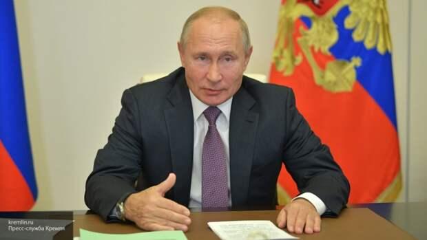 Путин согласился снять санкции с трех предприятий Украины