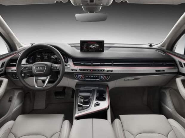 Audi выпустит самый большой внедорожник Q8 к 2020 году