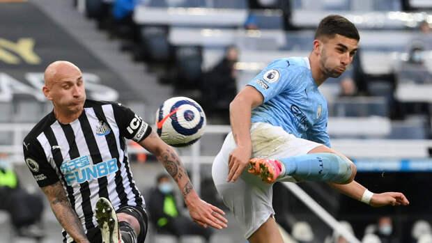 """""""Манчестер Сити"""" обыграл """"Ньюкасл"""" в эпичном матче, в котором было забито семь голов"""