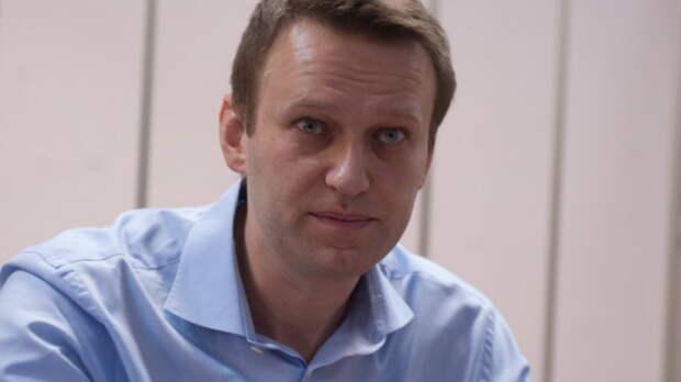 Навальный обвинил Путина в своем «отравлении»