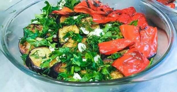 Вкусный и быстрый МАРИНАД для болгарского перца и БАКЛАЖАНОВ