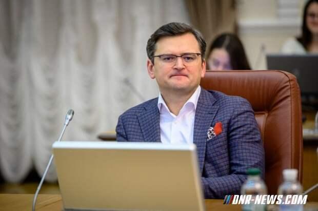 Кулеба: В ближайшие дни мы узнаем, готова ли Россия к конструктиву по Донбассу