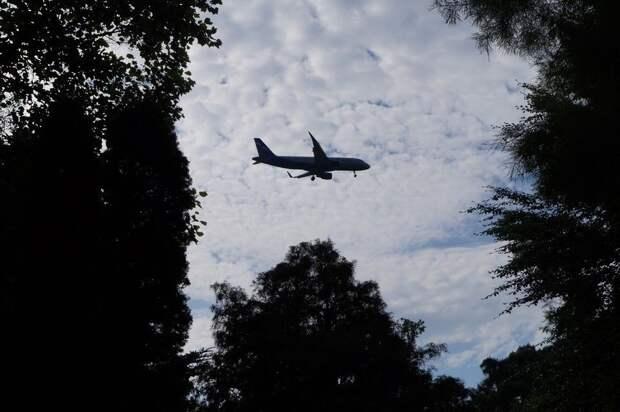 Симферопольский самолет с неисправностью в управлении штатно посадили в Шереметьево