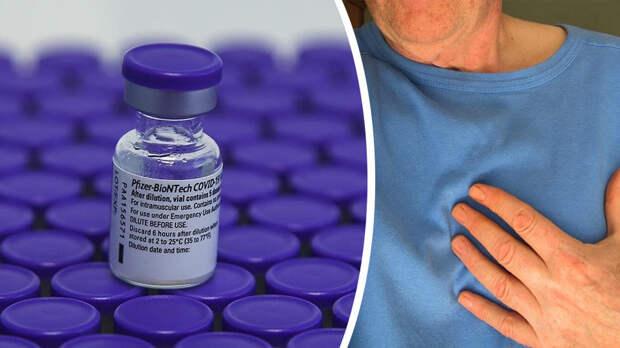 ВОЗ изучает случаи миокардита после вакцинации Pfizer