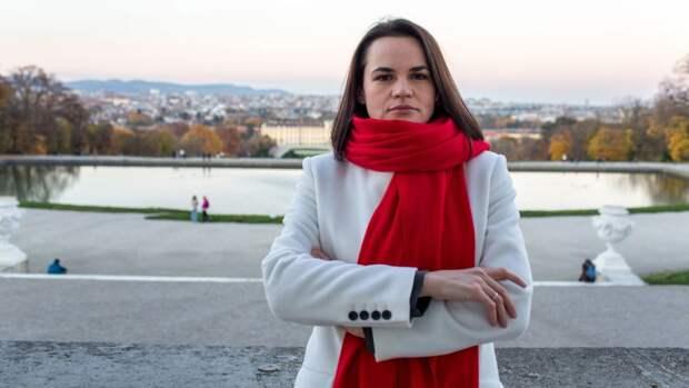 Протасевич: образ Тихановской поддерживают за счет литовских налогоплательщиков