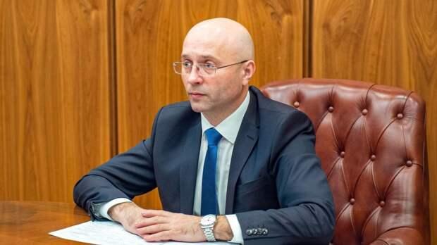 В Хакасии задержали исполняющего обязанности замглавы региона