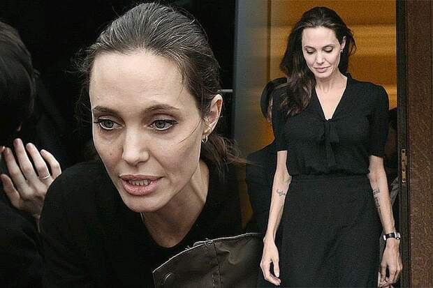 Паралич и анорексия: Анжелина Джоли написала завещание