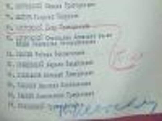 """""""Расстрельные списки"""" обнаружены под Луганском"""