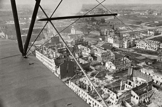 Жизнь Сталинграда в 1944 году
