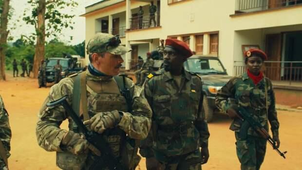 Шугалей провел в ЦАР пресс-конференцию о противодействии информационным атакам