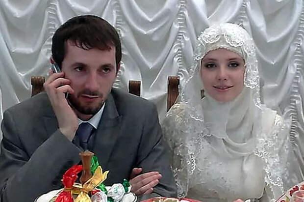 Мария Алалыкина с первым мужем Алексеем Зуенко