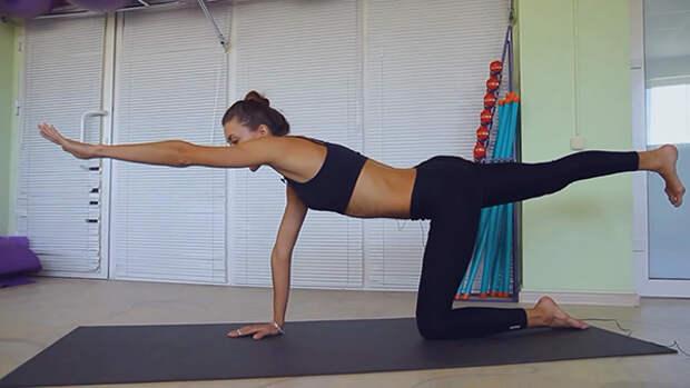 Как снять напряжение в пояснице: 5 упражнений на каждый день