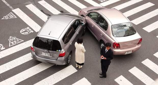 Не переходите дорогу с 10:00 до 14:00 — исследование Дептранса