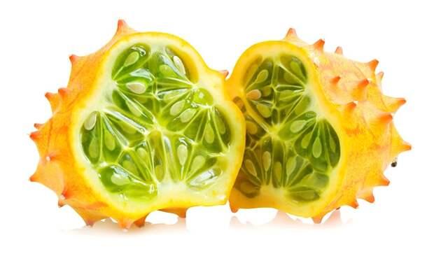 1. Кивано фрукты, экзотические фрукты