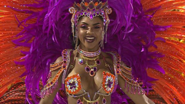 Блеск и нищета бразильского карнавала