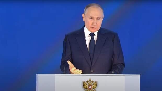 Путин: Россия стремится содействовать в урегулировании конфликтов