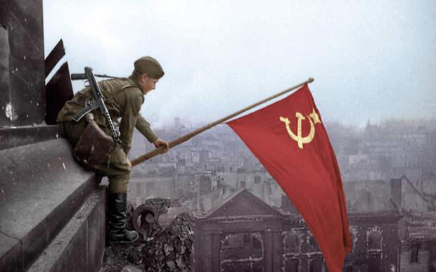 «Русская Весна» поздравляет всех сДнём Победы!