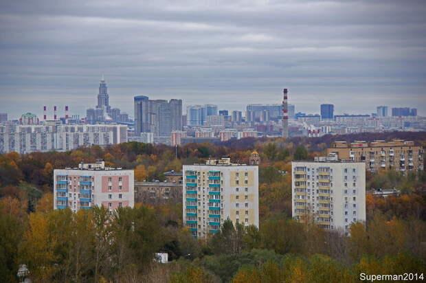Московская осень — 2