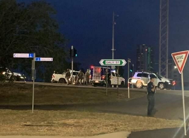 Четыре человека погибли при стрельбе в Австралии