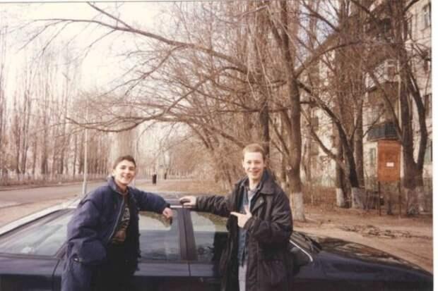 Колоритные снимки из 90-х из фотоальбома простого астраханца