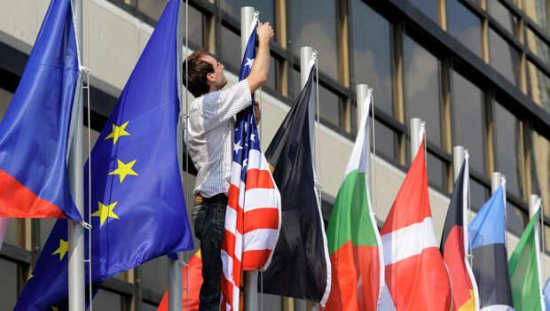 Робертс: плата Европы за санкционную политику США достигла своего пика