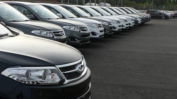 Кубань возглавила рейтинг регионов по покупке б/у китайских машин