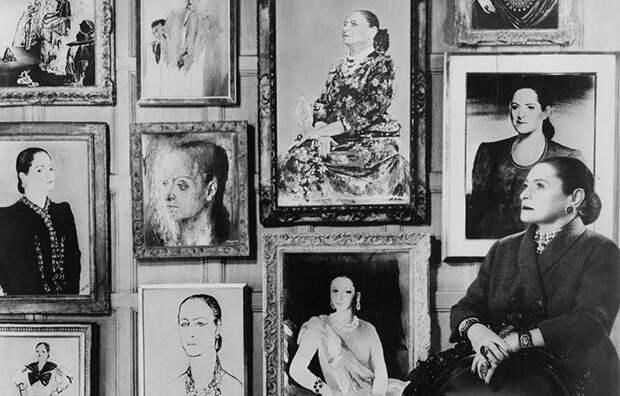 Принципы жизни «женщины, которая изобрела красоту»: Елена Рубинштейн
