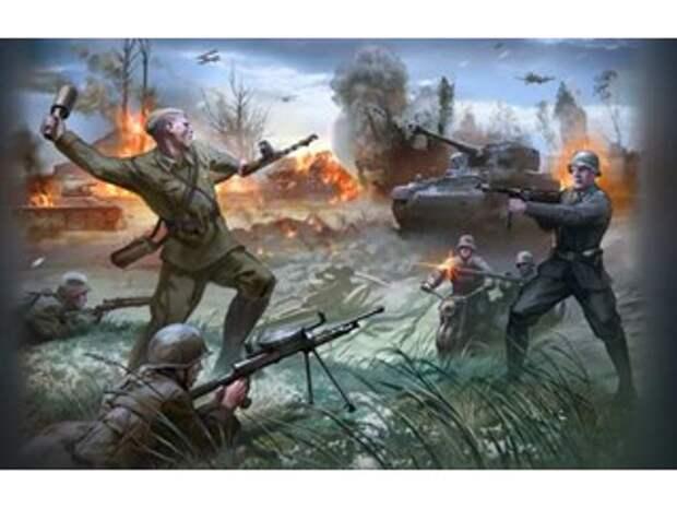 Страшные кадры чудовищных зверств: «Героические» действия венгров в СССР