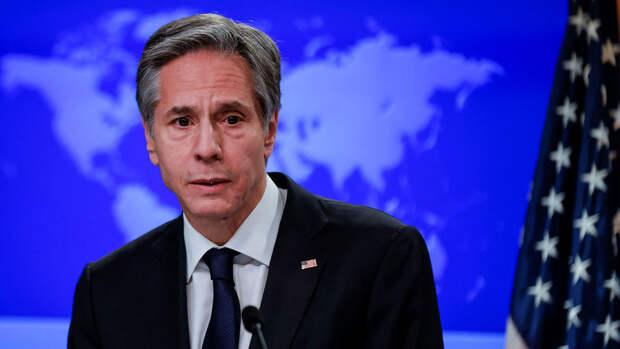 Блинкен раскритиковал действия России в Арктике