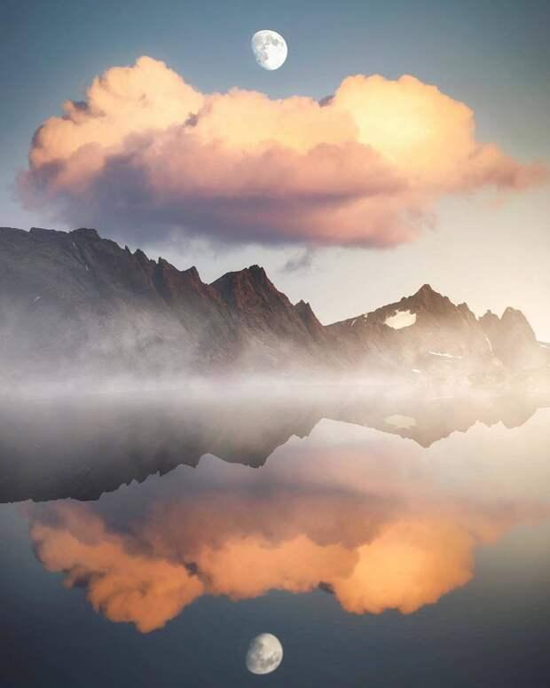 Живописные фотографии природы