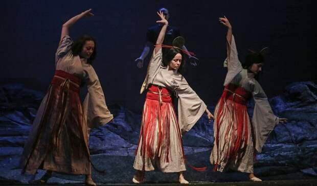 «Проба пера наместном колорите»: театр молодежи готовит премьеру спектакля-легенды