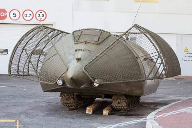 За 10 лет Украина выпустила 1 (один) танк. Для Бабченко