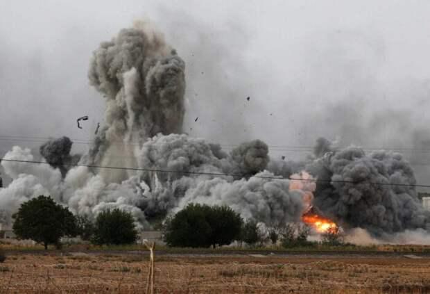 Операция сирийских войск против боевиков в Хаме закончилась неудачей