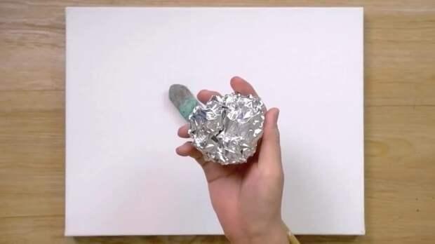 Рисую невероятно красивые картины за 15 минут: знаю маленькую хитрость