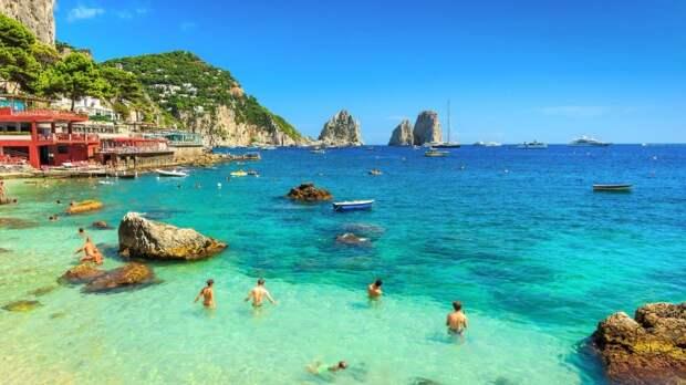 10 природных чудес Италии