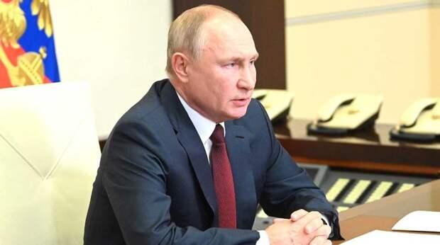 Путин высоко оценил работу врио губернатора Пензенской области Мельниченко