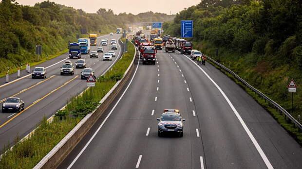 Ремонтные работы и пробки: новое приложение должно облегчить жизнь немецким водителям