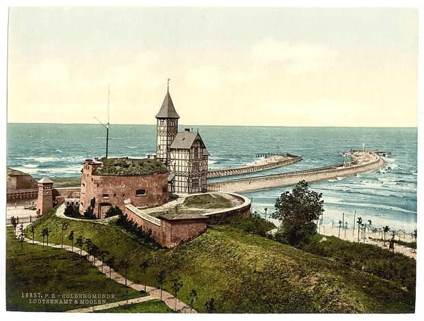 Польша  и Восточная Пруссия в 1890-1900 годах