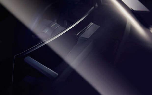 Будущее по BMW: один гигантский «парящий» дисплей
