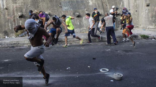 США собаку съели: как Вашингтон планирует свергнуть законно избранную власть Венесуэлы