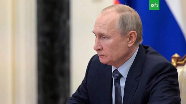 В Кремле ответили на вопрос о возможном месте встречи Путина и Байдена