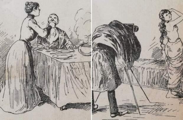 Как стать хорошей женой: напутствие из XIX века
