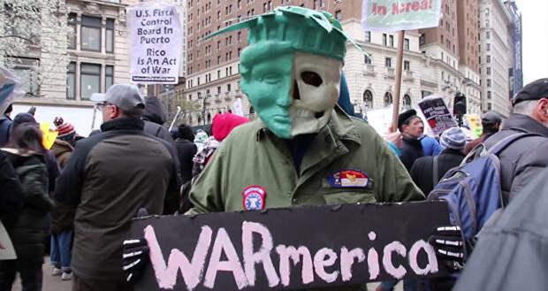 США готовят революцию сразу в нескольких странах