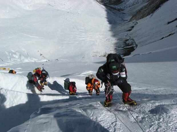 Дзен. Экспедиция из КНР перемеряет высоту Эвереста