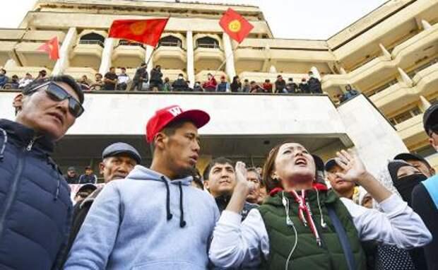«Мырки» в Киргизии бьют русских? Гастарбайтеров выгнать из России!