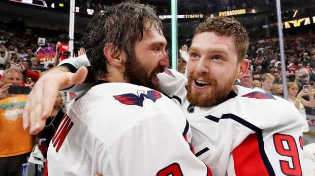 Русские захватывают «Вашингтон», внука Билялетдинова уже ждут в Монреале. Все россияне в тренировочных лагерях НХЛ