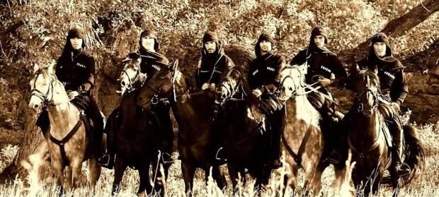 Ликвидация на Кубани крупного отряда шапсугов и черкесов в 1821 году, воровавших людей для продажи в Анапе.